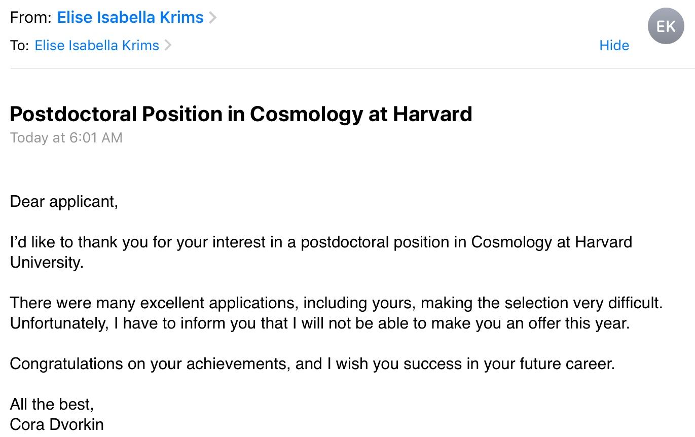 Hello Harvard - Arcadian Gravity